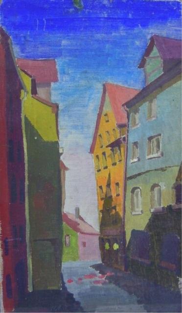 Gemälde von Karl Heinz Hoffmann