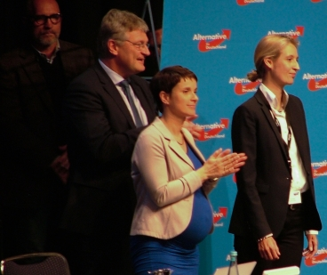 AfD Bundesparteitag 23. April 2017 in Köln