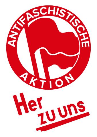 Plakat der antifaschistischen Aktion, 1932