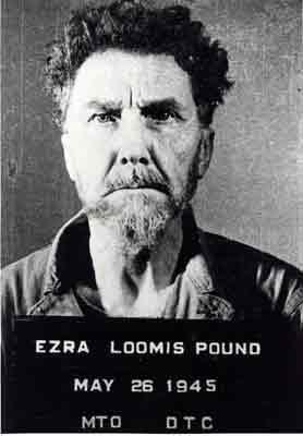 Ezra Pound, 1945