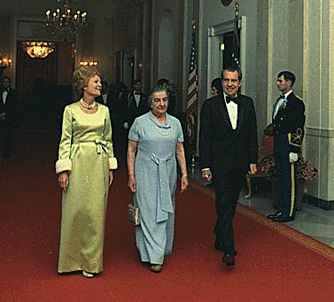 The Nixons & Jewish Lady