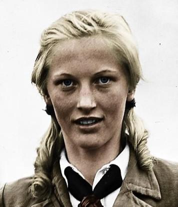Deutsches Mädchen, 1939